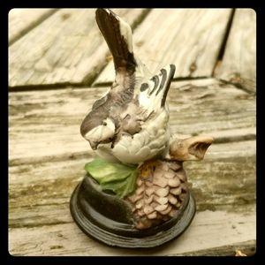 Other - Small Vintage Porcelain Bird Figurine
